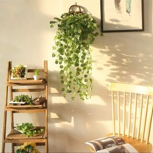 Artificial Ivy Hanging Plants